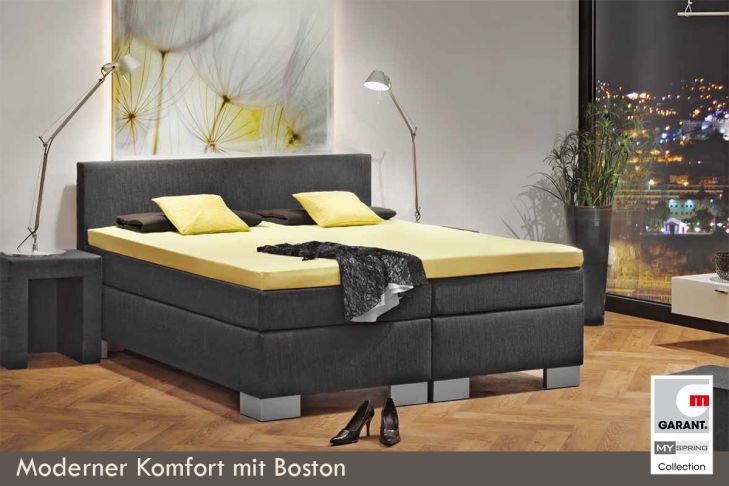 Boxspringbetten-Boston